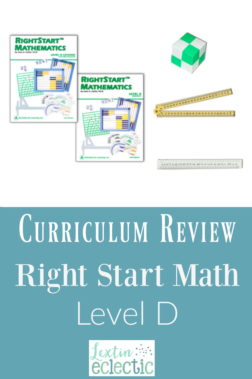Curriculum Review} Right Start Math Level D - Lextin Eclectic