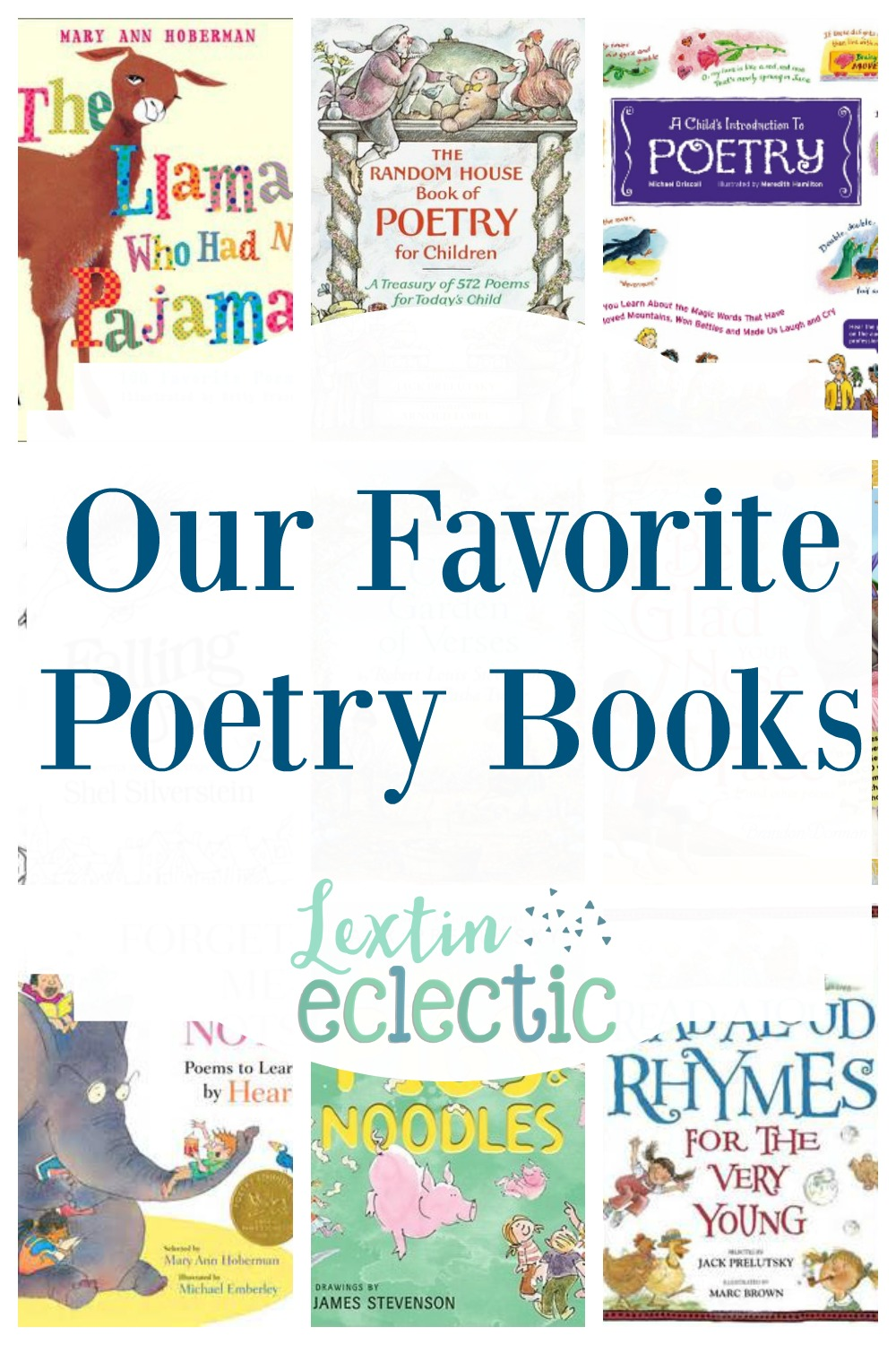 Our Favourite Tree Guide Trees Of The Carolinian Forest: Our Favorite Poetry Books